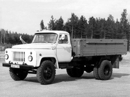 ГАЗ 53
